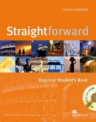 Straightforward Beginner Student book with Audio CD by Lindsay Clandfield