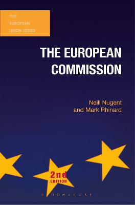 The European Commission by Neill Nugent, Mark Rhinard
