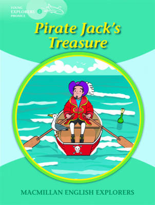 Young Explorers 2 Pirate Jacks Treasure by Gill Munton