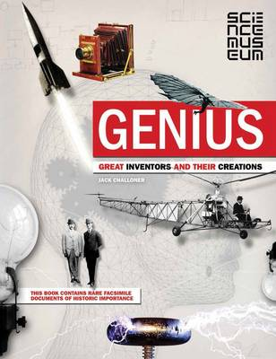 Genius by Jack Challoner