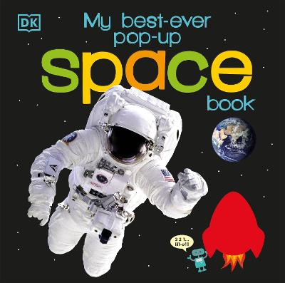 My Best-Ever Pop-Up Space Book by DK