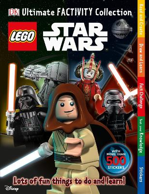 LEGO Star Wars Ultimate Factivity Collection by DK