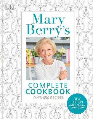 Cover for Mary Berry's Complete Cookbook over 650 recipes by Mary Berry