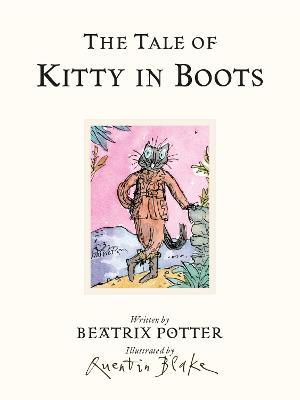 Cover for The Tale of Kitty In Boots by Beatrix Potter