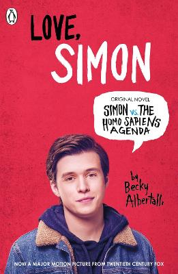 Cover for Love, Simon by Becky Albertalli