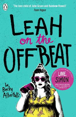 Cover for Leah on the Offbeat by Becky Albertalli