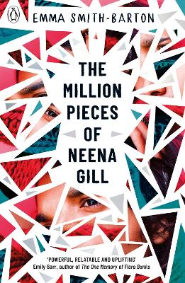The Million Pieces of Neena Gill Shortlisted for the Waterstones Children's Book Prize 2020