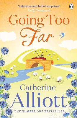 Going Too Far by Catherine Alliott