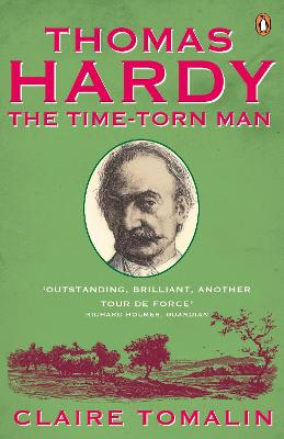 Cover for Thomas Hardy The Time-torn Man by Claire Tomalin