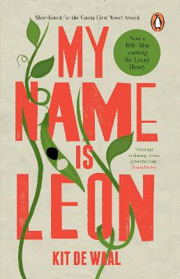 Cover for My Name is Leon by Kit de Waal