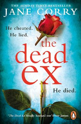 Cover for The Dead Ex by Jane Corry