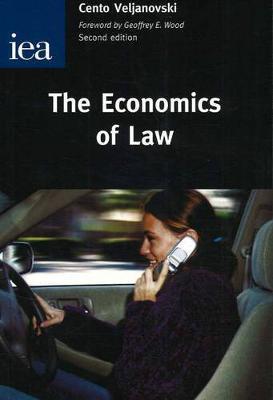 The Economics of Law An Introductory Text by Cento G. Veljanovski