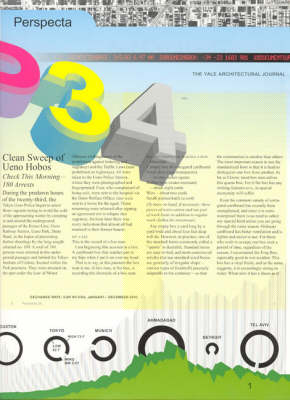 Perspecta 34 Temporary Architecture The Yale Architectural Journal by Noah K. Biklen