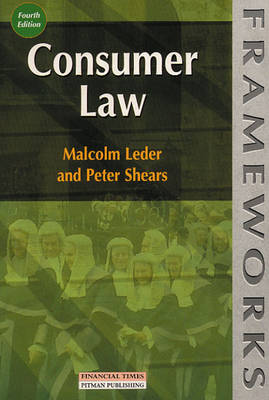 Consumer Law by Malcolm Leder