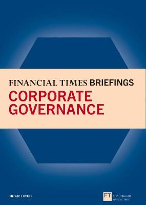 Financial Times Briefing on Corporate Governance by Brian Finch