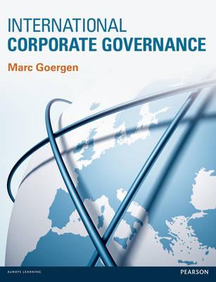 International Corporate Governance by Marc Goergen