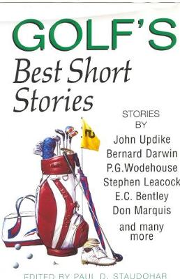 Golf's Best Short Stories by Paul D. Staudohar