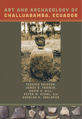 Art and Archaeology of Challuabamba, Ecuador by Terence E. Grieder, James D. Farmer, David V. Hill, Peter W. Stahl