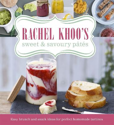 Rachel Khoo's Sweet and Savoury Pates by Rachel Khoo