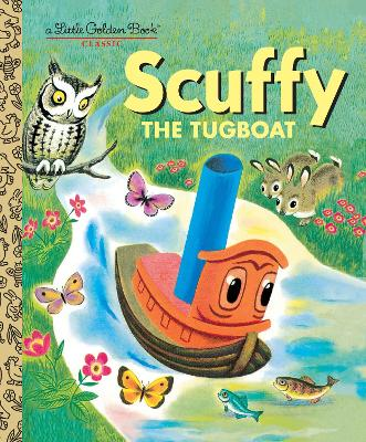 Scuffy the Tugboat by Gertrude Crampton, Tibor Gergely