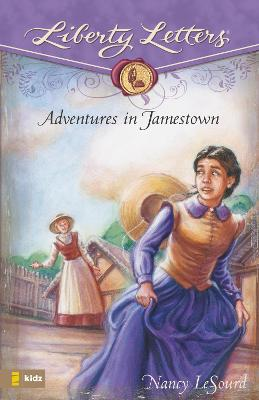 Adventures in Jamestown by Nancy LeSourd
