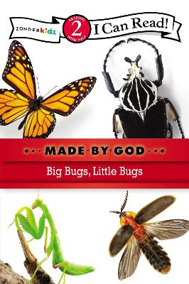 Big Bugs, Little Bugs by Zondervan Publishing