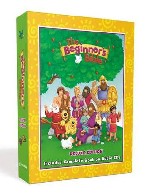 The Beginner's Bible Deluxe Edition Includes Complete Book on Audio CDs by Zondervan