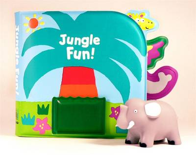 Alex Toys: Jungle Fun! Bath Book And Squirting Tub Toy A Little Squirt Book by Pattie Silver-Thompson