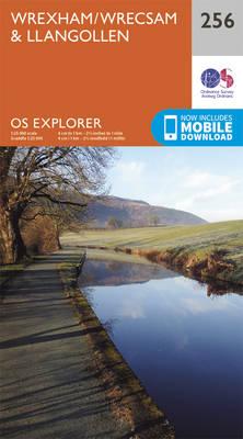 Wrexham by Ordnance Survey