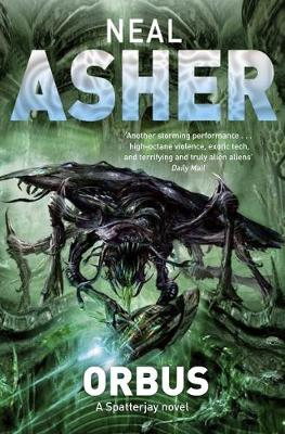 Orbus by Neal Asher