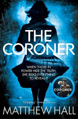 The Coroner by M. R. Hall