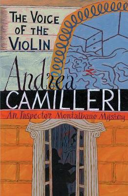 The Voice of the Violin by Andrea Camilleri