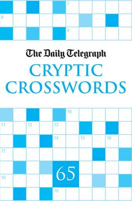 Daily Telegraph Cryptic Crosswords 65 by Telegraph Group Limited