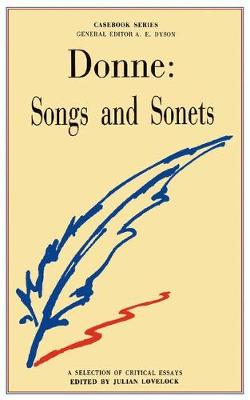 Donne: Songs and Sonnets by Julian Lovelock