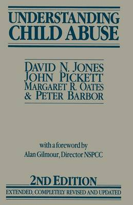 Understanding Child Abuse by David N. Jones