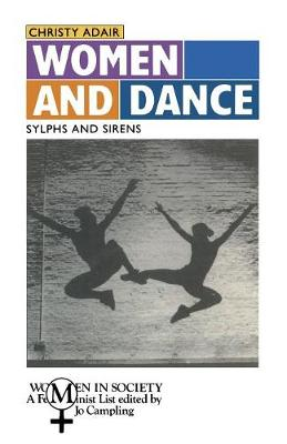 Women and Dance Sylphs and Sirens by Christy Adair