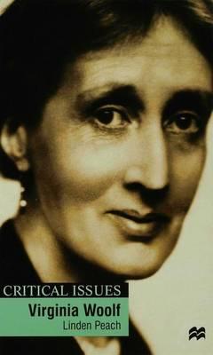 Virginia Woolf by Linden Peach