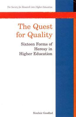 The Quest for Quality by Goodlad
