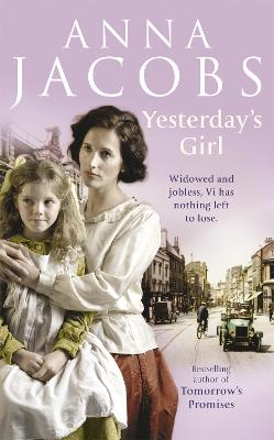 Yesterday's Girl by Anna Jacobs