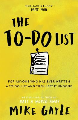 The To-Do List by Mike Gayle