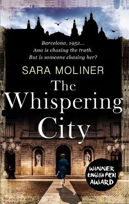 The Whispering City by Sara Moliner