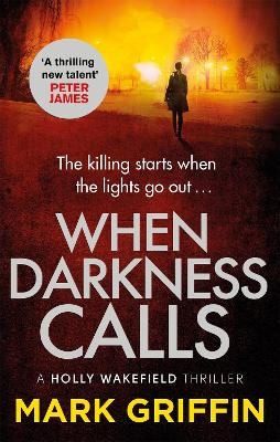 Cover for When Darkness Calls by Mark Griffin