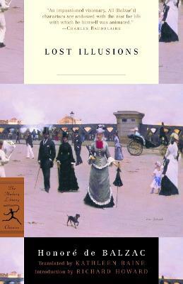Mod Lib Lost Illusions by Honore de Balzac