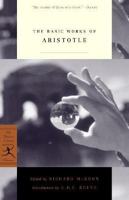 Mod Lib Basic Works Of Aristotle by Richard McKeon