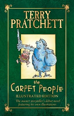 The Carpet People: Illustrated Edition by Terry Pratchett
