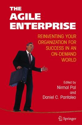 The Agile Enterprise Reinventing your Organization for Success in an On-Demand World by Nirmal Pal
