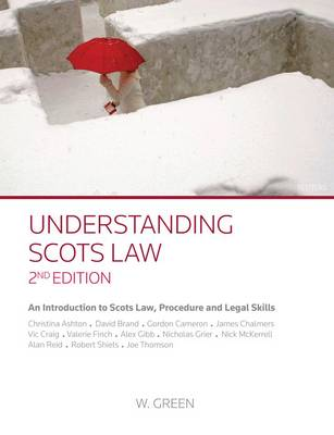 Understanding Scots Law by Christina Ashton
