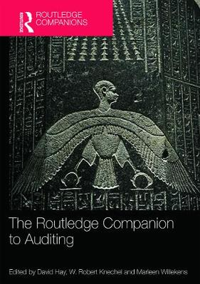 The Routledge Companion to Auditing by David (University of Auckland, New Zealand) Hay