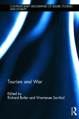 Tourism and War by Richard Butler