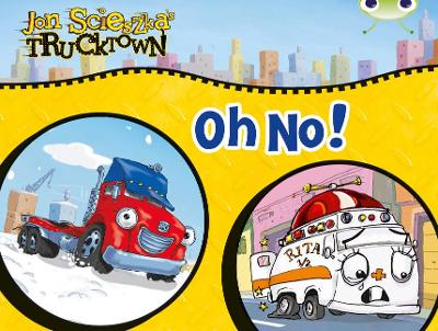 BC Lilac Comic Trucktown: Oh No! by Alison Hawes